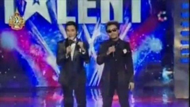 Thailand's Got Talent (22-05-54) - เอก สรวิชญ์