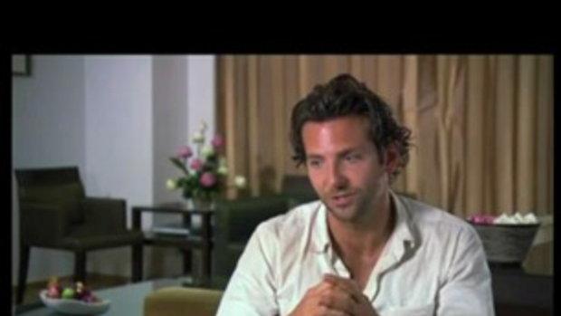 บทสัมภาษณ์ Bradley Cooper
