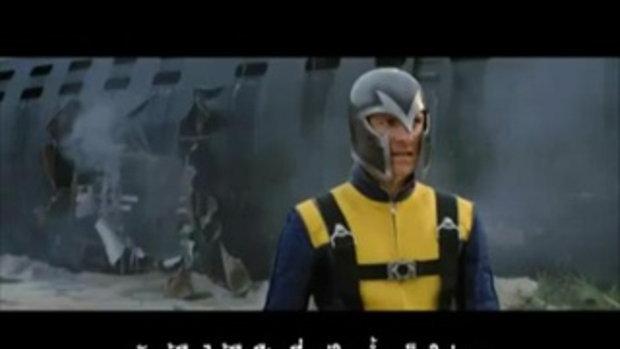 X-Men First Class - Never Again(ซับไทย)