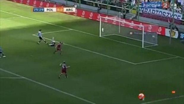 โปแลนด์ 2-1 อาร์เจนติน่า