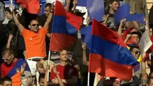 รัสเซีย 3-1 อาร์เมเนีย