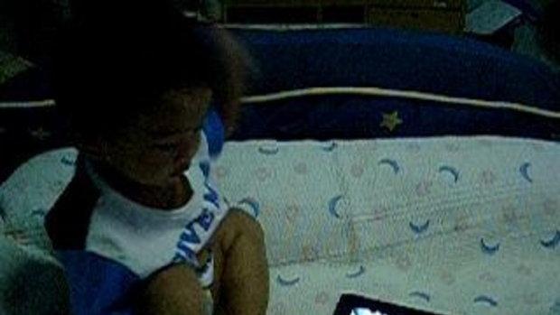 เด็กน้อย ยุค IT..iPad Baby