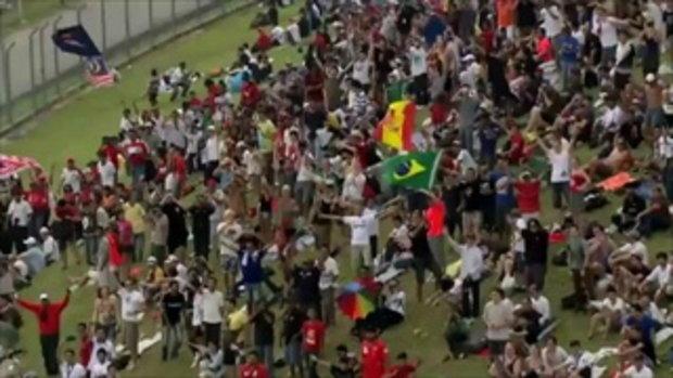 Formula 1 Malaysian GP 2011