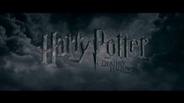 It All Ends - HARRY POTTER AND THE DEATHLY HALLOWS - PART 2