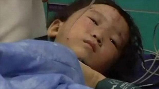 สยอง! อุบัติเหตุรถไฟฟ้าในจีน