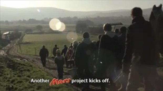 Make It Better ถูก เลือกให้ประกอบโฆษณา ให้กับ Mars ทั้ง ปี 2011 และ โฆ