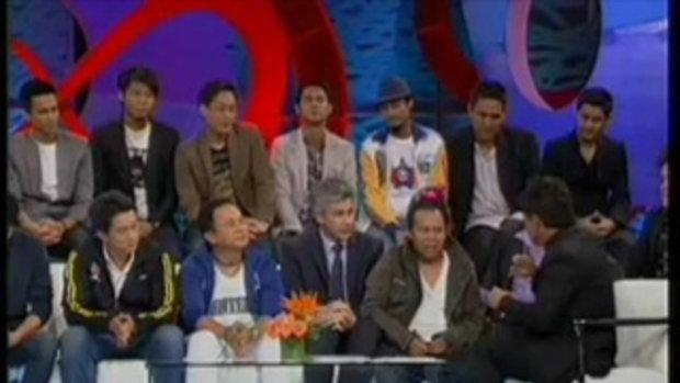 ทูไนท์โชว์ - Thailand Superstar League 2011  3/3