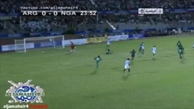 อาร์เจนติน่า 3-1 ไนจีเรีย ไฮไลท์