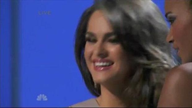 มิส แองโกล่า Miss Universe 2011