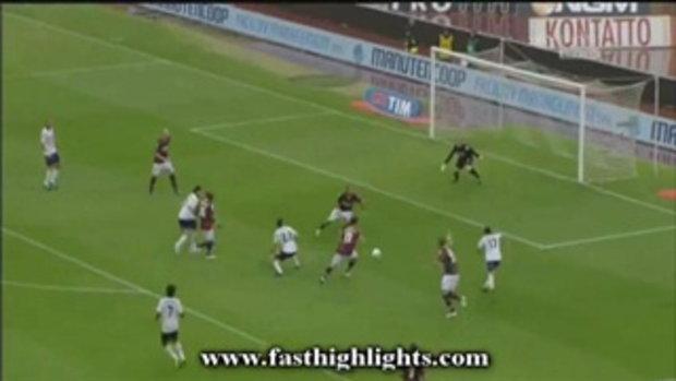 ไฮไลท์ กัลโช่ เซเรีย อา โบโลญญ่า 0-2 เลชเช่