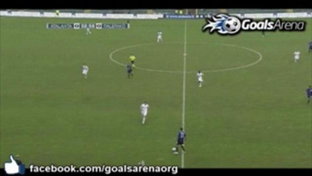 ไฮไลท์ กัลโช่ เซเรีย อา อตาลันต้า 1-0 ปาแลร์โม่