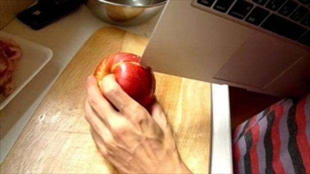บร๊ะ! ความสามารถของเจ้า แอปเปิ้ล