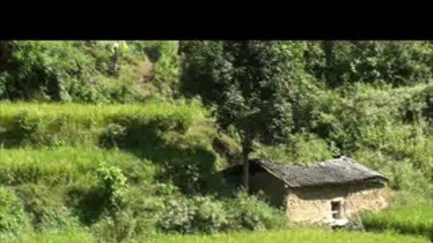 เจโอ๋เวสป้าผจญภัย-ตะลุยลำธารก่อนถึงด่านโคดาริ เนปาล Kodari Nepal