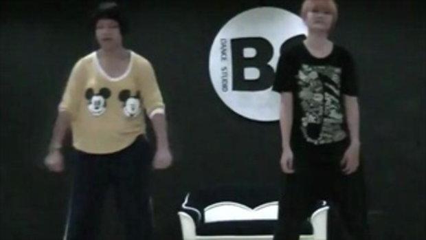 Suiki และ Unique เต้นฮิพ ฮิ้ววว