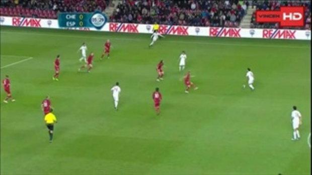 ไฮไลท์ฟุตบอลยูโร 2012 รอบแบ่งกลุ่ม สาธารณรัฐเช็ก 0-2 สเปน