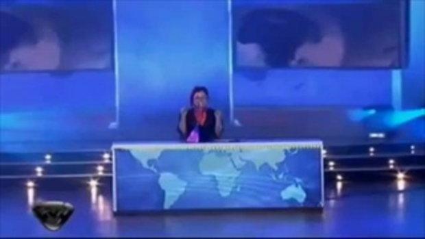 ลาริสซ่า ริเกลเม่ เต้นสุดยั่ว เปลือยอก ออกทีวี