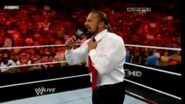 WWE RAW (10-10-54) HD 2/10
