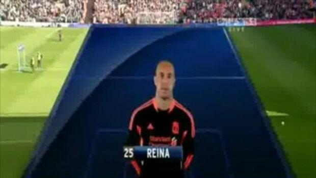 ลิเวอร์พูล 1-1 แมนยู ไฮไลท์ Liverpool 1-1 Manchester United Highlights