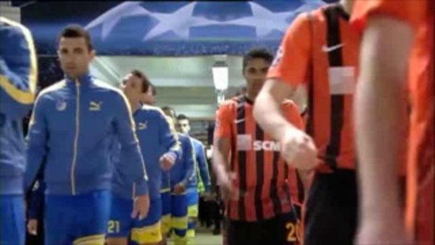อาโปเอล นิโคเซีย 0-2 ชัคเตอร์ โดเนทส์ค