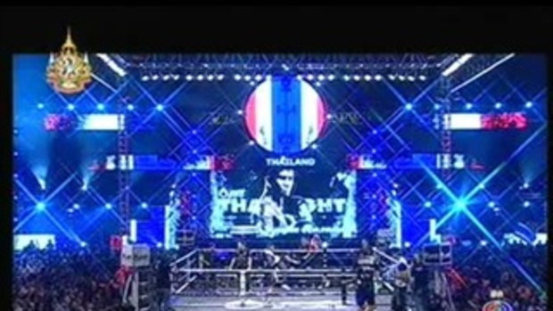 THAI FIGHT (18-12-54) 4/4