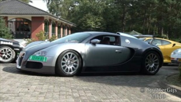 Bugatti Veyron 16.4 sound_ - FAST accelerations;1080p HD  by sia.co.th