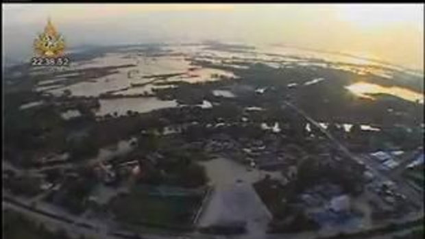 ข่าว 3 มิติ - พื้นที่น้ำท่วมขัง