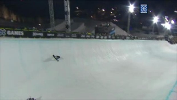 Winter X Games 2012_ Shaun White_s Perfect 100 Score