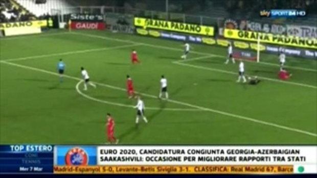 ไฮไลท์ เชเซน่า 0-0 คาตาเนีย