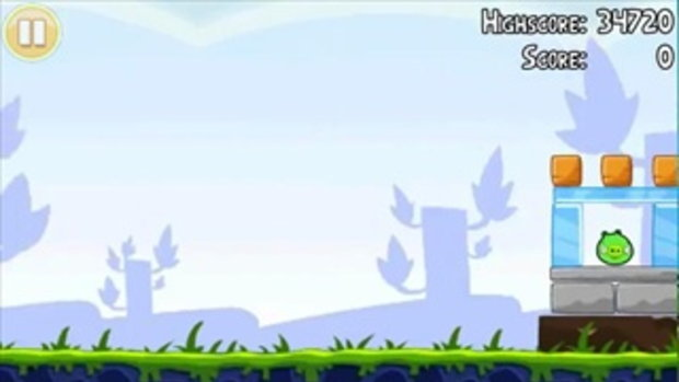 Official Angry Birds 3 Star Walkthrough Theme 1 Levels 6-10