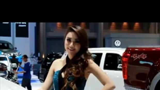 พริตตี้สาวสวย Motor Show 2012 2