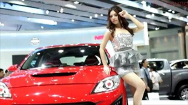 มอเตอร์โชว์ 2012 -  Mazda models