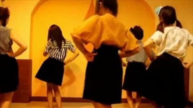 สาวน่ารักเต้น บ้าๆ เพลงมันส์ๆ ฮ่า