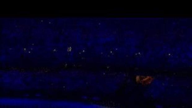 พิธีจุดคบเพลิง โอลิมปิก 2012