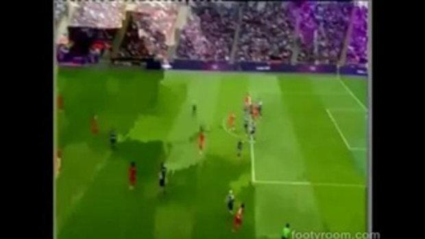 ไฮไลท์ฟุตบอล โอลิมปิก 2012 สหราชอาณาจักร 3-1 สหรัฐอาหรับเอมิเรตส์