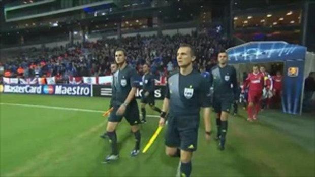 ไฮไลท์ฟุตบอล  นอร์ดสเจลแลนด์ 0-4 เชลซี