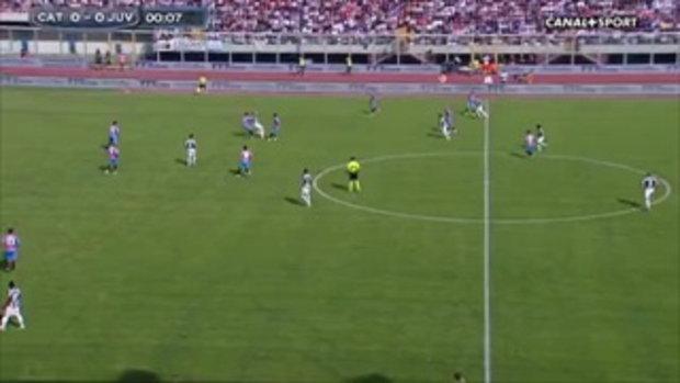 คาตาเนีย 0-1 ยูเวนตุส