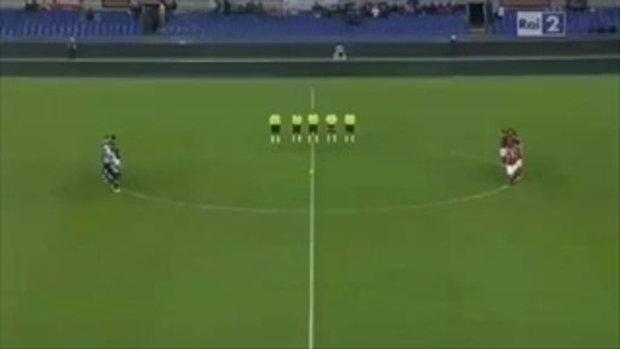 โรม่า 2-3 อูดิเนเซ่