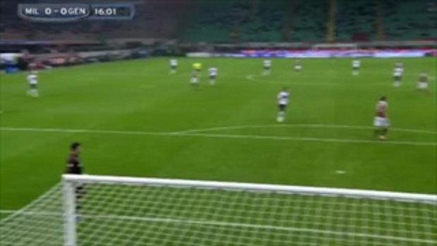 เอซี มิลาน 1-0 เจนัว