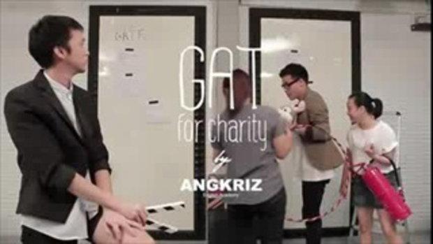 ตะลุย GAT ออนไลน์ กับ ANGKRIZ (Clip 1 Speaking)