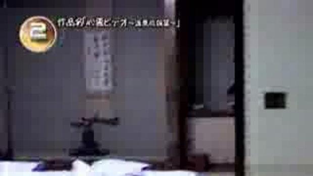 สยอง ถ่ายติดผีในรายการญี่ปุ่น