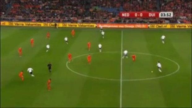 ฮอลแลนด์ 0-0 เยอรมัน (กระชับมิตร
