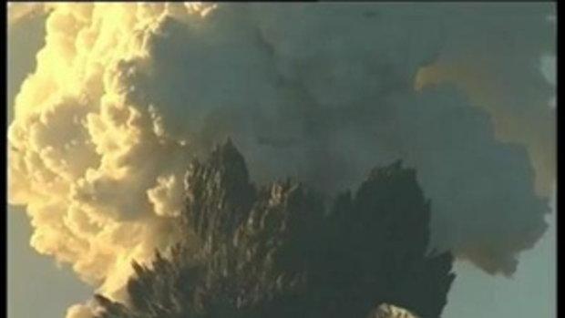 ภูเขาใหญ่ในหนัง-เดอะ ลอร์ด ออฟ เดอะ ริง-สุดอันตราย-ใกล้ปะทุระเบิด