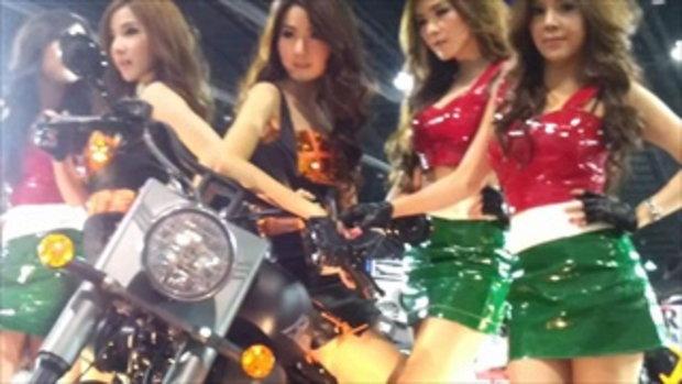 Motor Expo 2012 - keeway motor