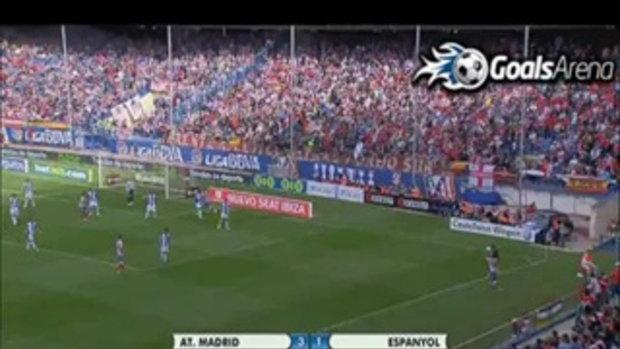 ไฮไลท์ แอตเลติโก มาดริด 3-1 เอสปันญ่อล