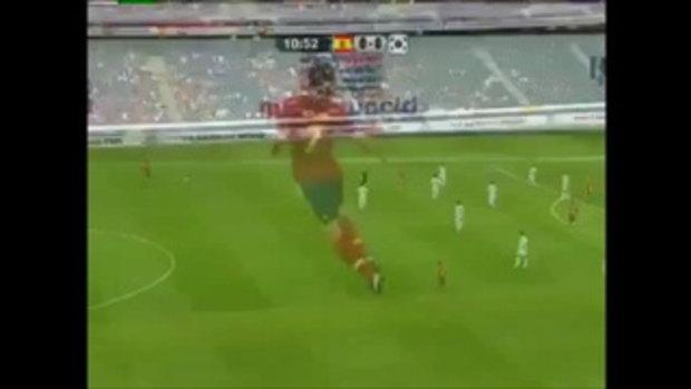 ไฮไลท์ฟุตบอลนัดกระชับมิตรสเปน 4-1 เกาหลีใต้