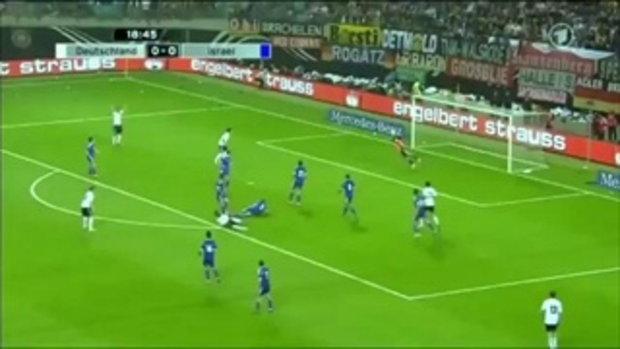 ไฮไลท์ฟุตบอลนัดกระชับมิตรเยอรมัน2-0อิสลาเอล