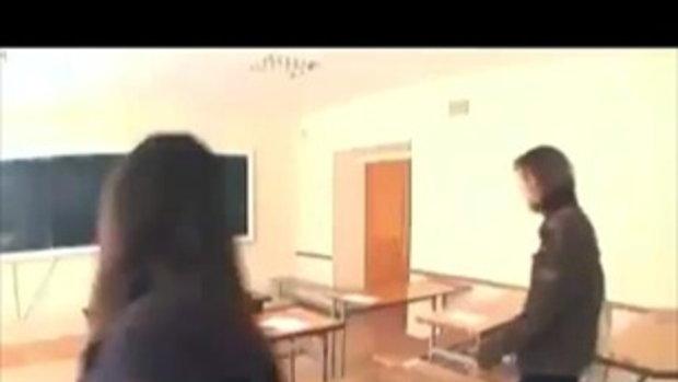 นักเรียนอ้าปากค้าง เจอครูโชว์เด็ด!!