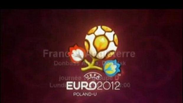 ไฮไลท์ ยูโร2012 อังกฤษ 1-1 ฝรั่งเศส