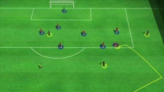 คลิปไฮไลท์ยูโร2012 3D ฮอลแลนด์ นำ โปรตุเกส 1-0