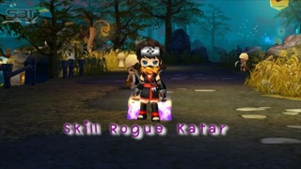 Edda - Skill Rogue Katar